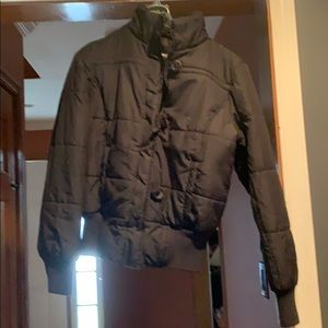 Small black coat